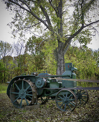 Keck Photograph - Rumely In The Belt by F Leblanc