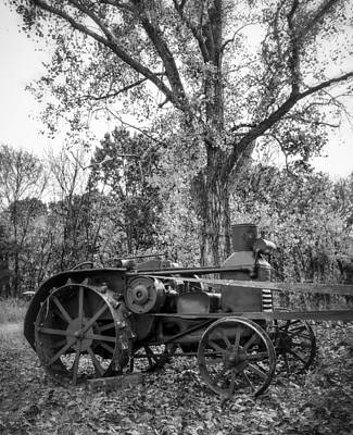 Keck Photograph - Rumely In The Belt V3 by F Leblanc