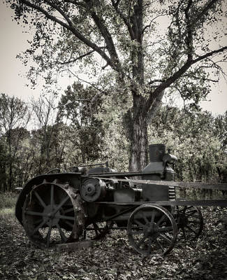 Keck Photograph - Rumely In The Belt V4 by F Leblanc