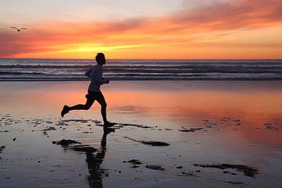 Photograph - Run Away by Nathan Rupert