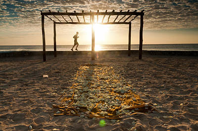 Runaway Groom  The Morning After Art Print by Peter Olsen