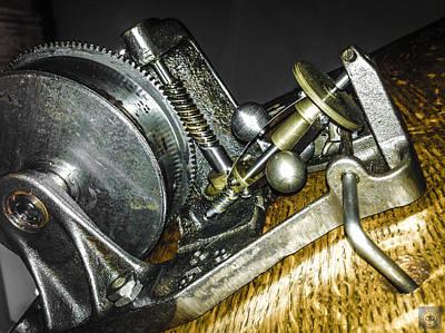 Runs Like Clockwork Original by Anatole Beams