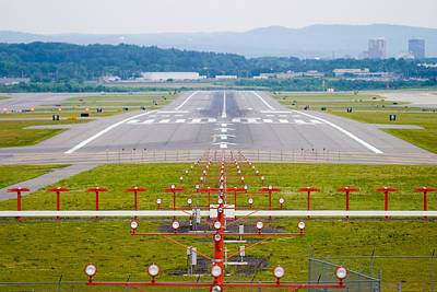 Photograph - Runway by Chris Reed