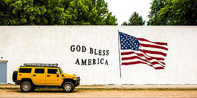 Photograph - Rural America Wall Mural by Bill Kesler