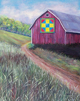 Painting - Rural America's Gift by Susan DeLain