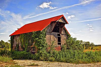 Barns Photograph - Rural Barn by Marcia Colelli