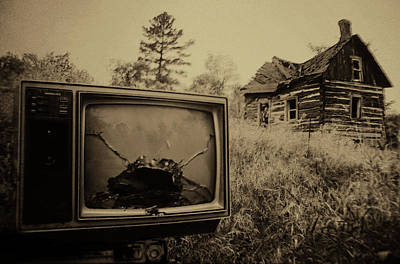 Photograph - Rural Decay 2 by Jim Vance