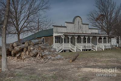 Photograph - Rural General Store by Liane Wright