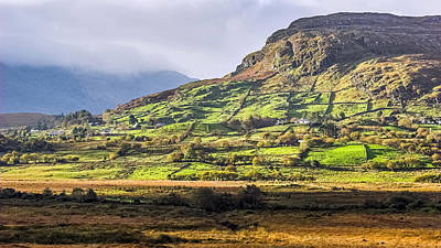 Photograph - Rural Ireland Landscape by Pierre Leclerc Photography