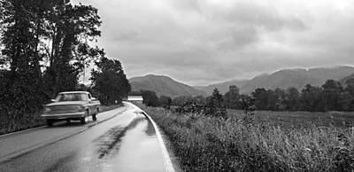 Photograph - Rural North Carolina by Spencer Bodian