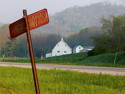 Rural Art Print