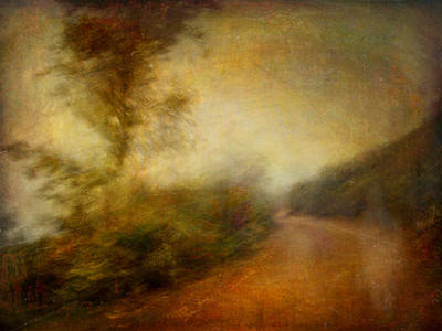 Ruralscape #11 - Rain And Dust Art Print by Alfredo Gonzalez