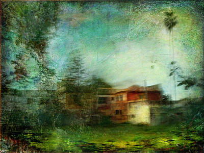 Ruralscape #13. Hope Art Print by Alfredo Gonzalez