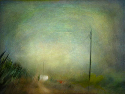 Ruralscape #9 - Deep Place Art Print by Alfredo Gonzalez