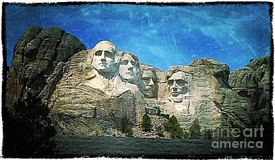 Politicians Royalty-Free and Rights-Managed Images - Rushmore by Perry Webster