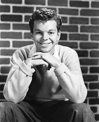 Russ Tamblyn, Ca. Early 1950s Art Print by Everett
