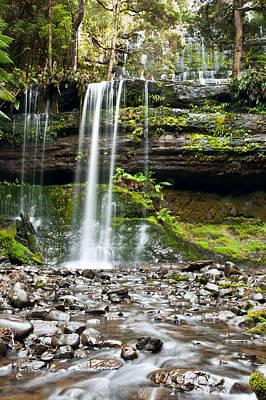 Photograph - Russell Falls by U Schade