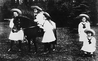 Tatiana Photograph - Russia Royal Family, C1905 by Granger
