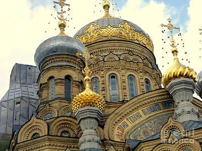 Photograph - Russian Church by John Potts