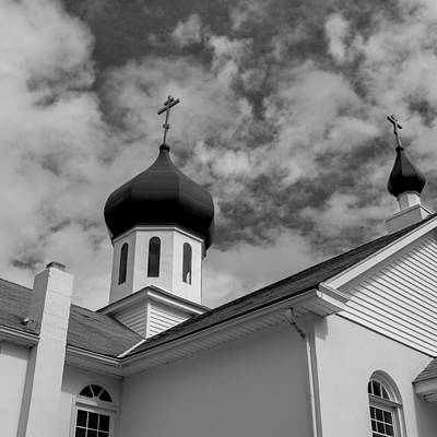 Photograph - Russian Orthodox Church by Ron White