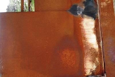 Mixed Media - Rust 10 by Reli Wasser