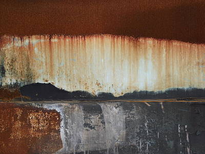 Mixed Media - Rust 2 by Reli Wasser