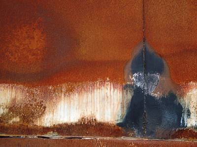 Mixed Media - Rust 3 by Reli Wasser