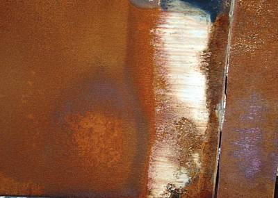 Mixed Media - Rust 5 by Reli Wasser