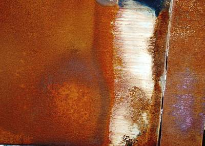 Mixed Media - Rust 6 by Reli Wasser