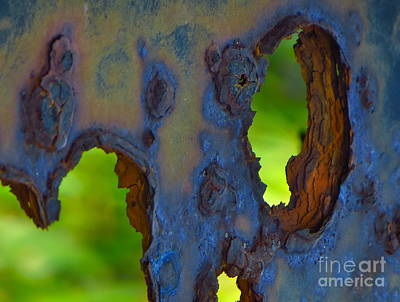 Photograph - Rust In Peace by Joy Hardee