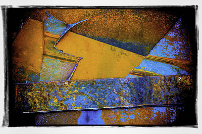 Art Print featuring the photograph Rust Number 1 by Craig Perry-Ollila