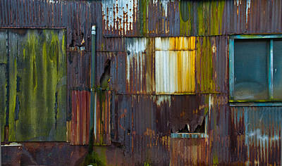 Photograph - Rust Rainbow by Sarah Crites