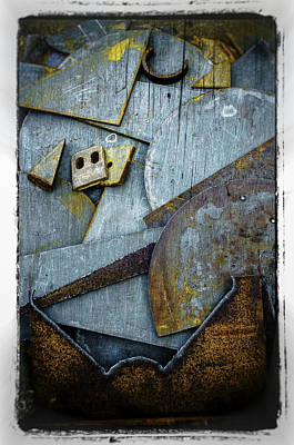 Art Print featuring the photograph Rust Two by Craig Perry-Ollila