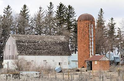 Photograph - Rusted And Brown by Bonfire Photography