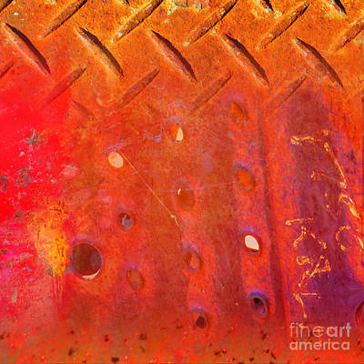 Painting - Rusted Glory 10 by Desiree Paquette
