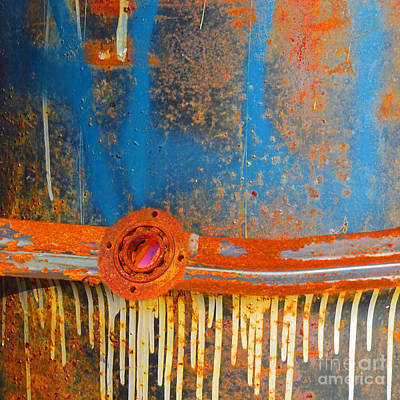 Painting - Rusted Glory 8 by Desiree Paquette