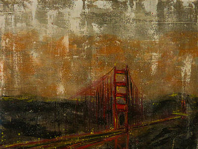 Painting - Rusted Soul by Joel Tesch