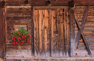Photograph - Rustic Charm by Michael Blanchette