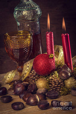 Nutrient Photograph - Rustic Christmas by Carlos Caetano