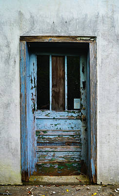 Photograph - Rustic Door by Amber Summerow