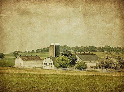 Rustic Farm - Barn Art Print