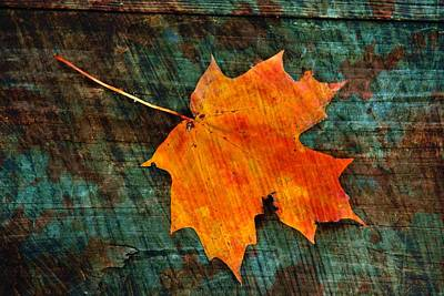 Edward Hopper - Rustic Leaf by Irma Mason