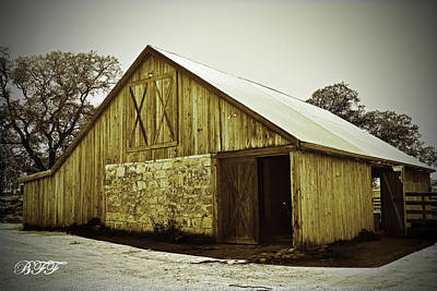 Photograph - Rustic Living by Brooke Fuller