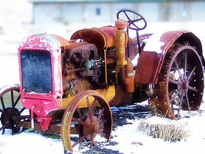 Photograph - Rusty Beauty by Scott B Bennett
