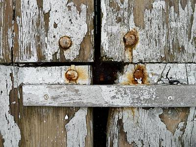 Photograph - Rusty Old Dock 1 by Patricia Strand