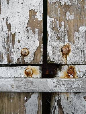 Photograph - Rusty Old Dock 2 by Patricia Strand