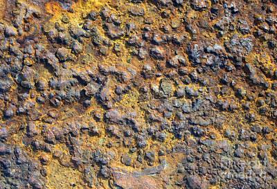 Rusty Rust Print by Sinisa Botas