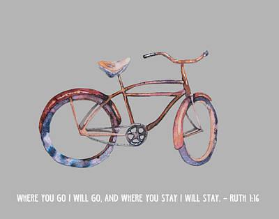 Digital Art - Ruth 1 16 by Nancy Ingersoll