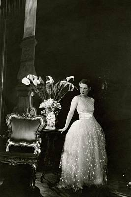 April 30 Photograph - Ruth Gordon Performing In Serena Blandish by Cecil Beaton