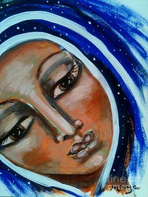 Visionary Art Painting - Ruth by Maya Telford